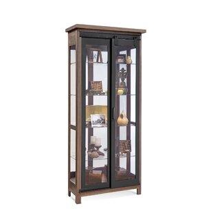 Jerrold Curio Cabinet byDarby Home Co