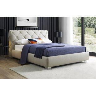 Rosdorf Park Sepia Upholstered Storage Platform Bed