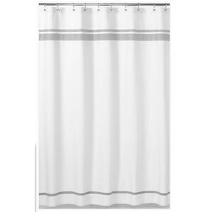 terry cloth shower curtain. Hotel Cotton Shower Curtain Modern Striped Curtains  AllModern