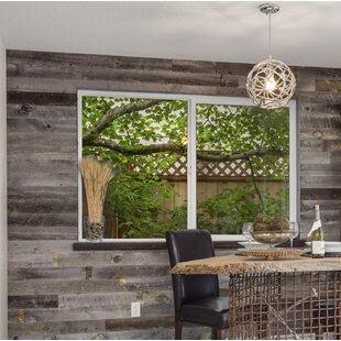 5 Solid Reclaimed Wood Wall Paneling in Laramie by Centennial Woods