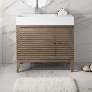 Mosley 36 Single Bathroom Vanity Set by Ivy Bronx