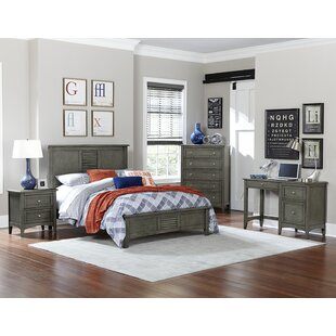 Socorro Panel Configurable Bedroom Set