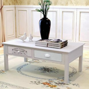 Rouveroy Coffee Table with Storage
