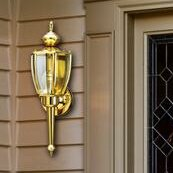 Napoli Exterior 1-Light Outdoor Sconce