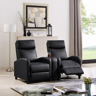 3 Piece Home Theater Loveseat Set by Ebern Designs SKU:CE282527 Shop