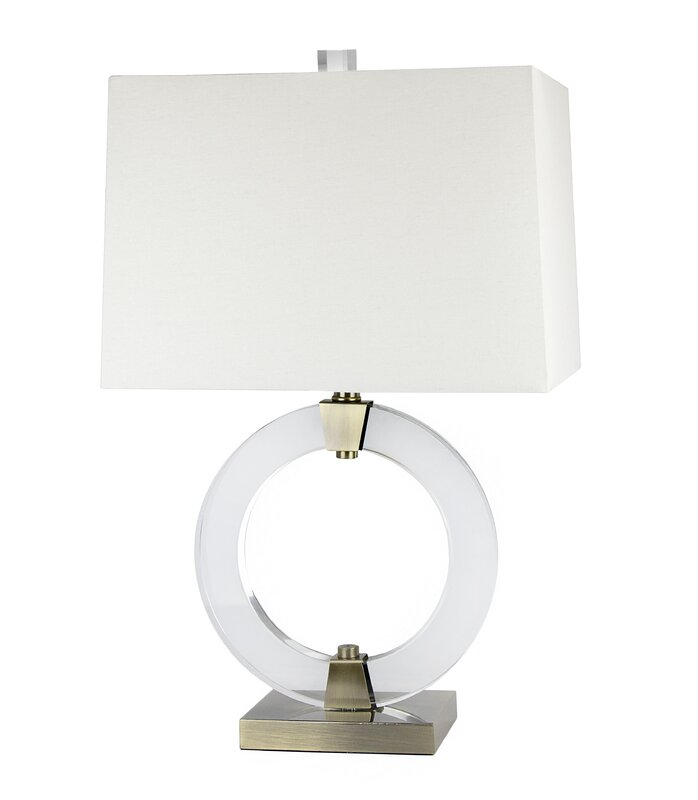 Mcmillin crystal 25 25 table lamp