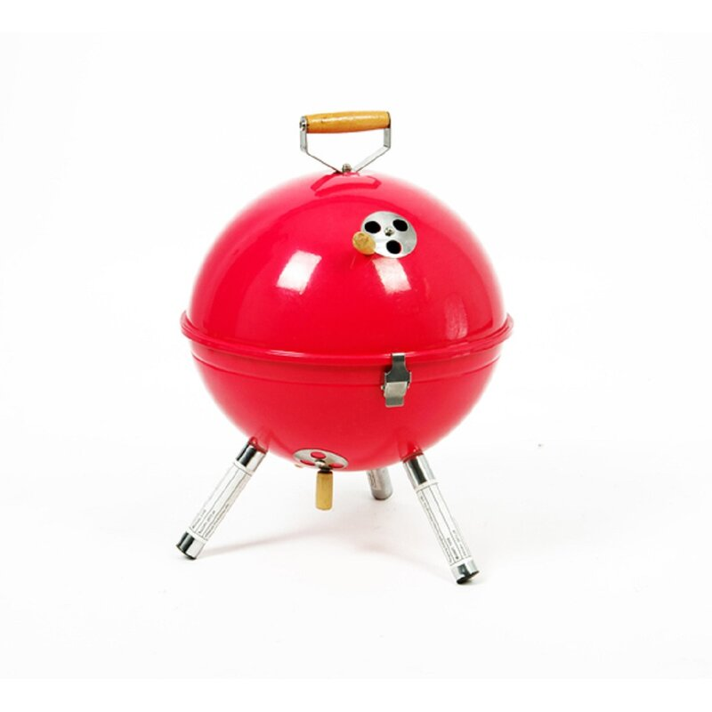 Round Large Waterproof Outdoor Garden Kettle Barbecue//BBQ Chimney Grill Cover