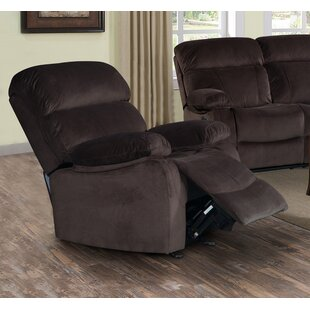 Alvia Living Room Recliner Living In Style