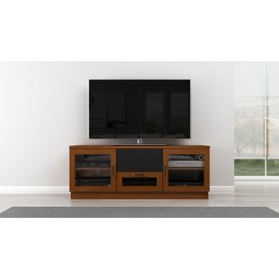 Reviews Modern TV Stand for TVs up to 60 By Furnitech