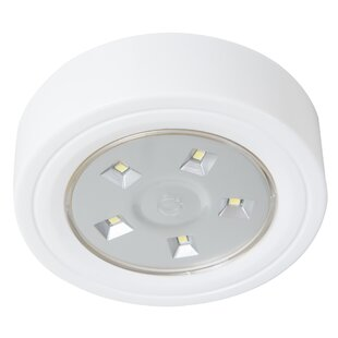 LED Under Cabinet Puck Light By Lavish Home Wall Lights