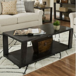 Joyner Rectangular Coffee Table by Loon Peak Cheap
