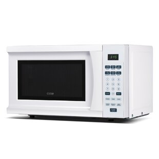 18 0.7 cu. ft. Countertop Microwave with Sensor Cooking by CommercialChef