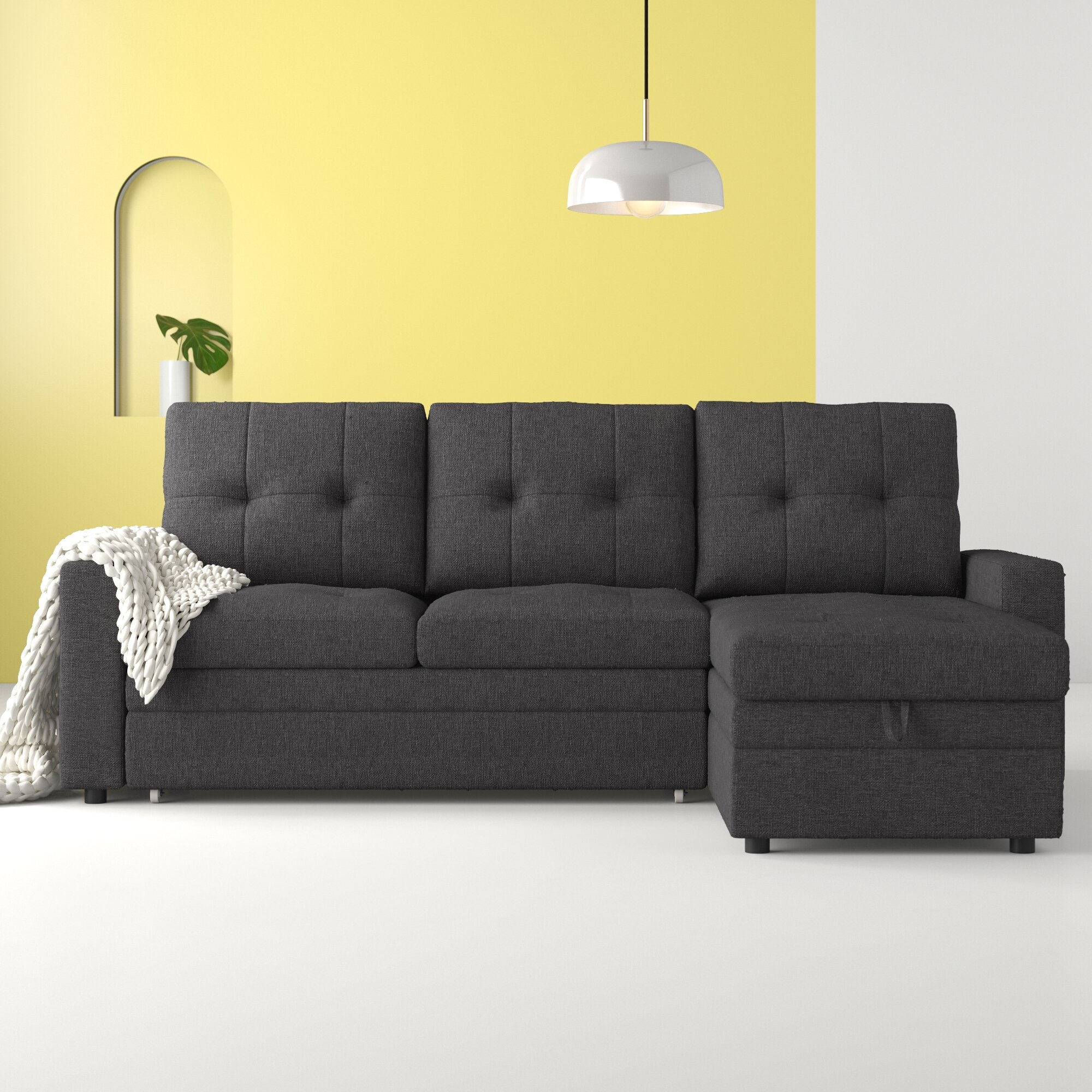 Small Scale Sectionals You Ll Love In 2020 Wayfair