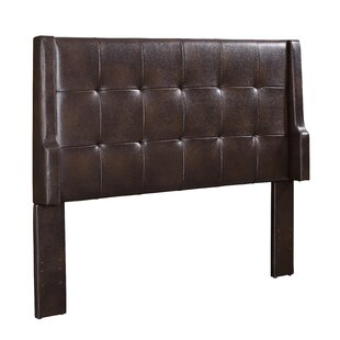 Elfrieda Upholstered Panel Headboard by Alcott Hill