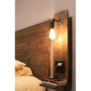 Midwood Designs Rustic Floating Nightstand