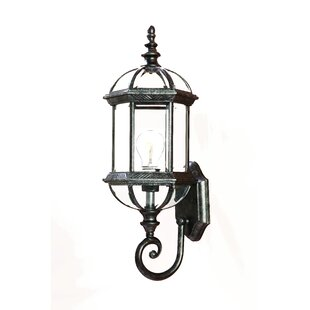 Read Reviews Grenville 1-Light Outdoor Sconce By Darby Home Co