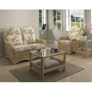 Macy 4 Piece Conservatory Sofa Set By Beachcrest Home