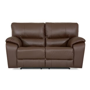 Savings Shields Reclining Loveseat By Palliser Furniture