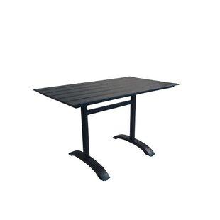 Devansh Aluminium Dining Table By Sol 72 Outdoor