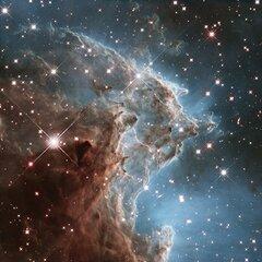 Nebula Canvas Wayfair