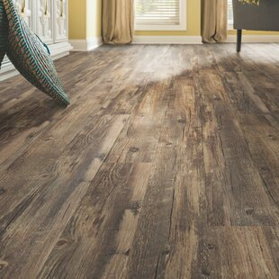 Vinyl Plank Flooring Youll Love Wayfair - What to put under vinyl plank flooring