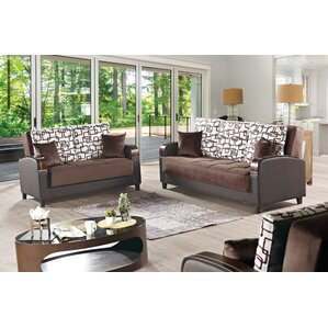 Defoor Configurable Living Room Set by Latitude Run