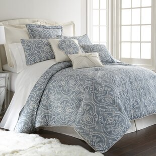 Bench 4 Piece Comforter Set by Canora Grey