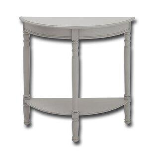 Serena Demilune Console Table