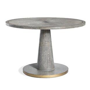Interlude Elisa Solid Wood Dining Table
