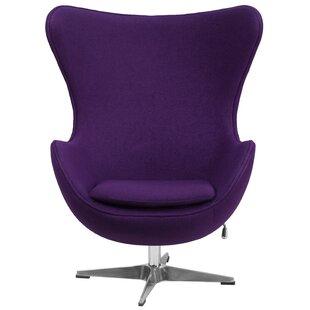 Merveilleux Purple Swivel Chairs | Wayfair