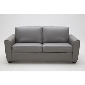 Jasper Leather Sofa by J&M Furniture
