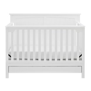 Davenport 4-in-1 Convertible Crib with Storage by Storkcraft