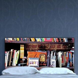 17 Stories Arvid Upholstered Panel Headboard