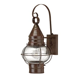 Beebe 1-Light Outdoor Wall Lantern By Williston Forge