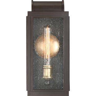 Gracie Oaks Vidal Outdoor Wall Lantern