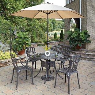 Astoria Grand Frontenac 7 Piece Dining Set