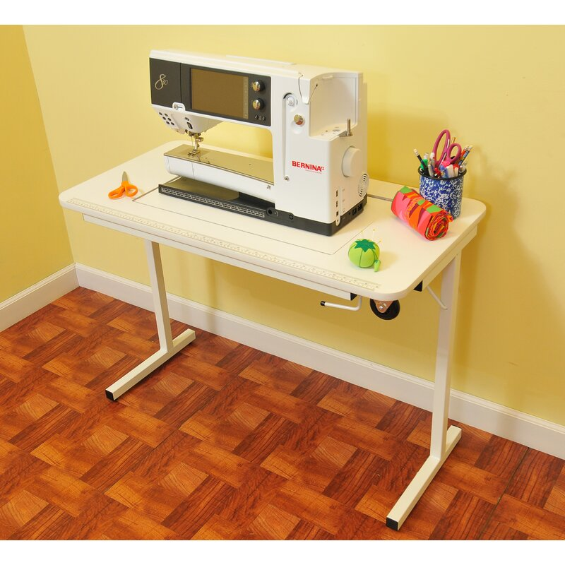 Arrow Sewing Cabinets Gidget Arrow Sewing Table Wayfair Simple Arrow Sewing Machine