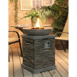 Propane Gas Fire Pit By Sol 72 Outdoor