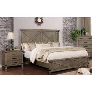 Ashly Panel Bed