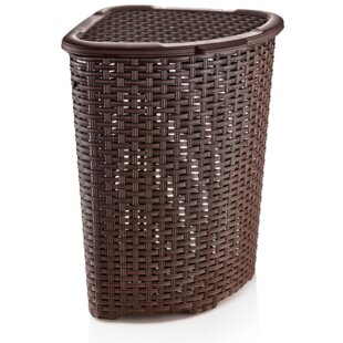 Superior Performance Superio Brand Wicker Laundry Hamper