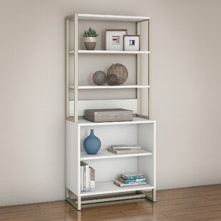 Kathy Ireland Office by Bush Method Standard Bookcase