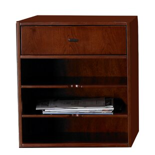 Sorrento 1-Drawer Vertical Filing Cabinet by Mayline Group