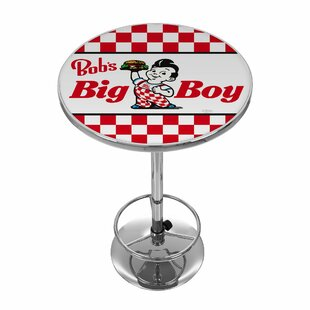 Bobs Big Burger 42 Pub Table Trademark Global