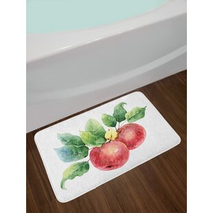 Apple Bath Rug