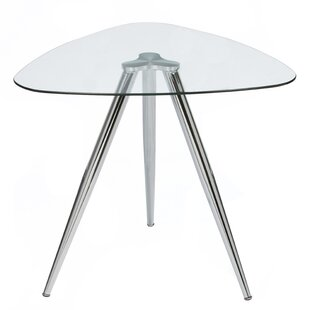 Croskey 3-Sided Pub Table by Orren Ellis