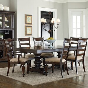 Parthena Dining Table by Darby Home Co
