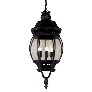 Claypool 4-Light Hanging Lantern