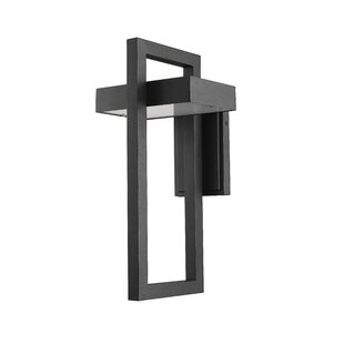 Compare & Buy Fortune LED Outdoor Sconce By Orren Ellis