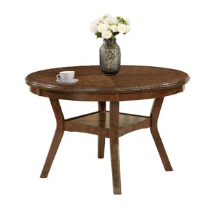 Cally Round Dining Table Crown Mark
