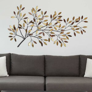 Blooming Tree Branch Wall Du00e9cor